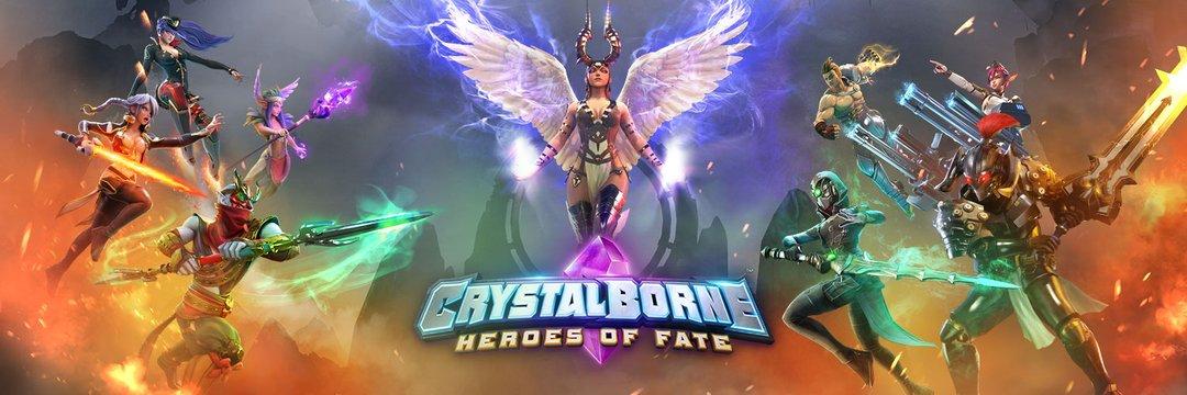 アプリ「クリスタルボーン:ヒーローズ・オブ・フェイト」